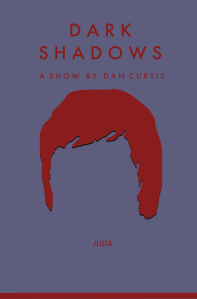 Julia Wes Anderson Poster